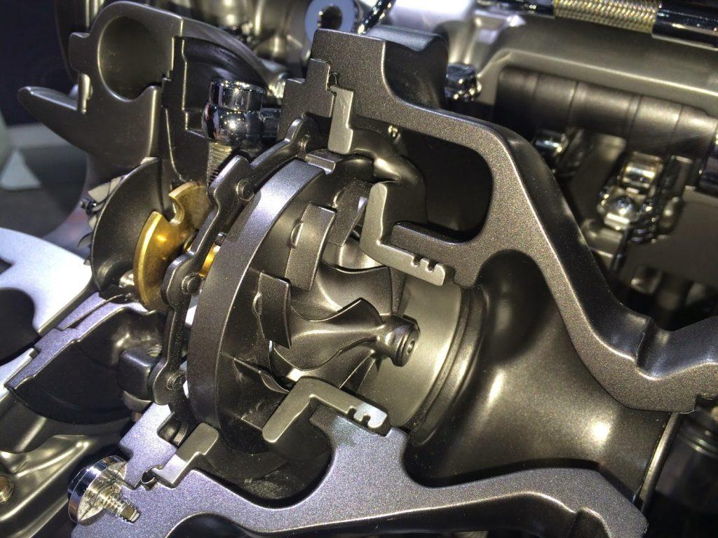 Bộ tăng áp VGT - Các loại Turbo tăng áp