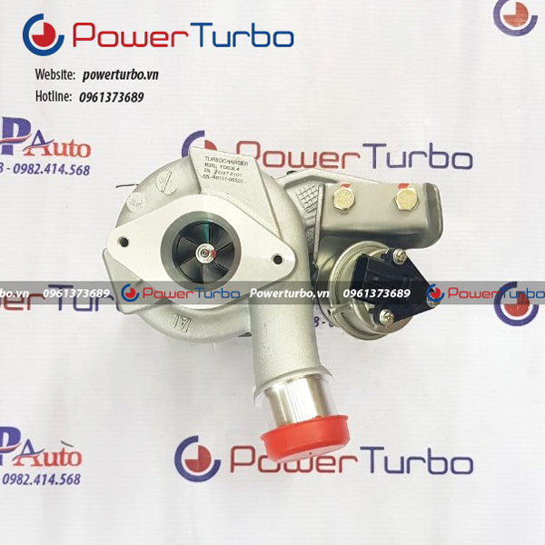 Turbo tăng áp Ford Ranger 2.2 2012 - 2016 mã 4913106320