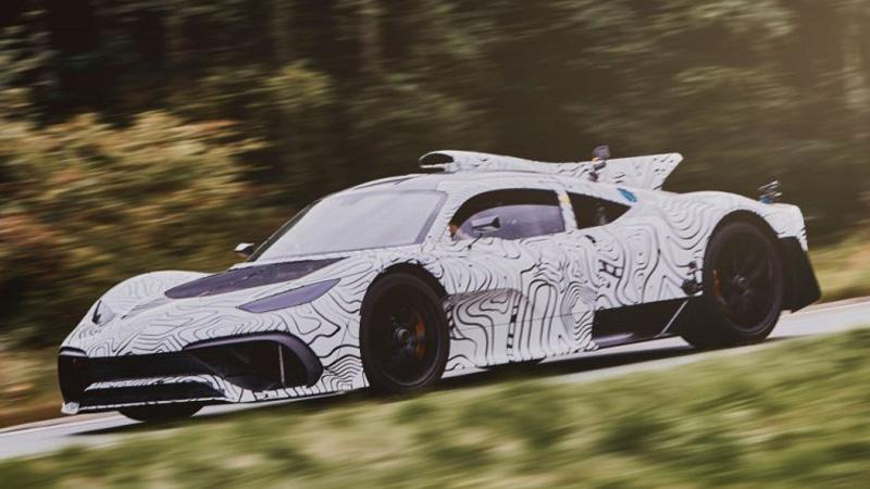 Turbo điện kiểu F1 sẽ được trang bị trên ô tô phổ thông
