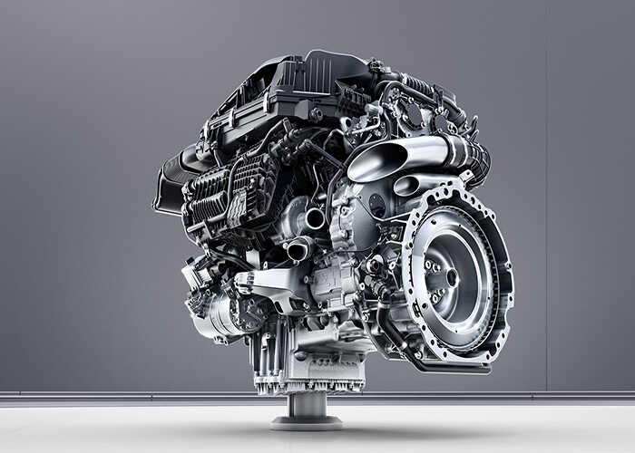 Turbo tăng áp Mercedes - Bảo hành 6 tháng