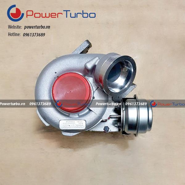 Turbo tăng áp Mercedes SPRINTER /C/E 2.2 - 709836