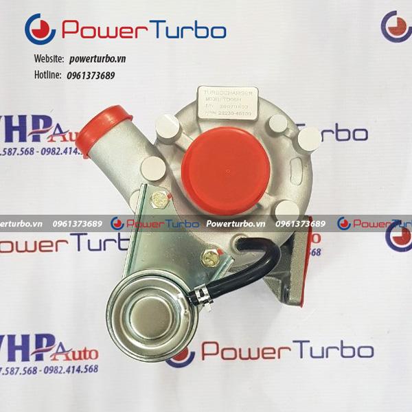 Turbo tăng áp xe Hyundai County HMC - 2823045100