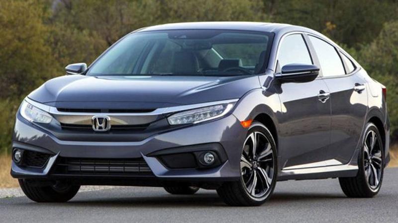 Honda Civic trang bị Turbo tăng áp