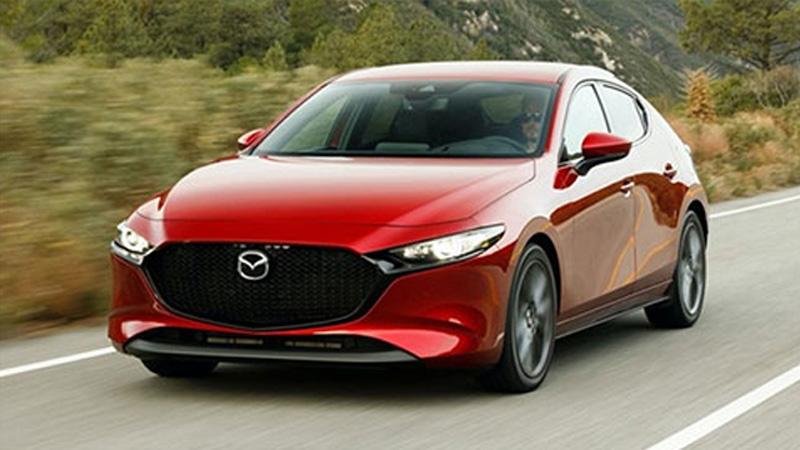Mazda 3 trang bị Turbo tăng áp