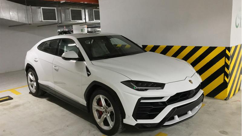 Lamborghini trang bị turbo tăng áp