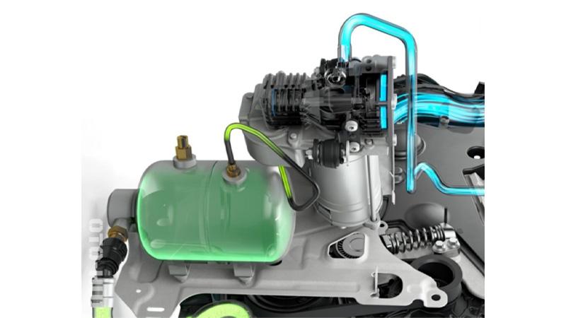 """Công nghệ PowerPulse – Cách Volvo """"tiêu diệt"""" độ trễ của động cơ tăng áp"""
